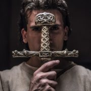 Jaime Lorente en 'El Cid' - Foto Amazon Prime Video