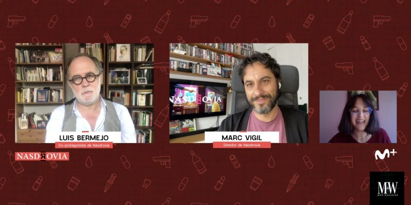 Luis Bermejo y Marc Vigil - Nasdrovia