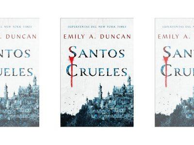 Reseña de 'Santos crueles'