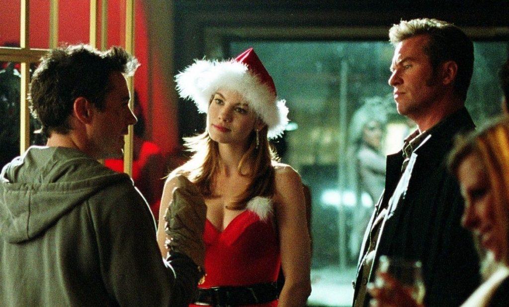 Robert Downey Jr., Michelle Monaghan y Val Kilmer en Kiss Kiss Bang Bang