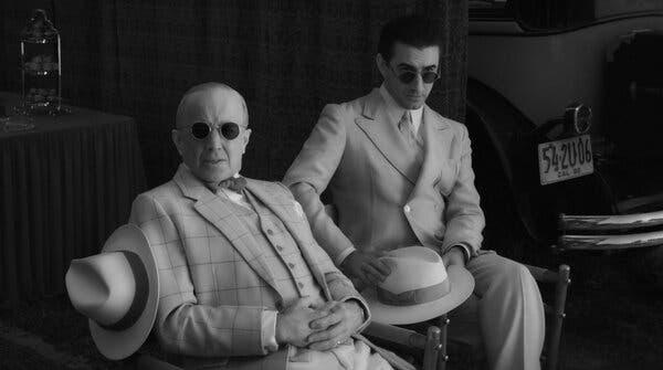 Ferdinand Kingsley en Mank