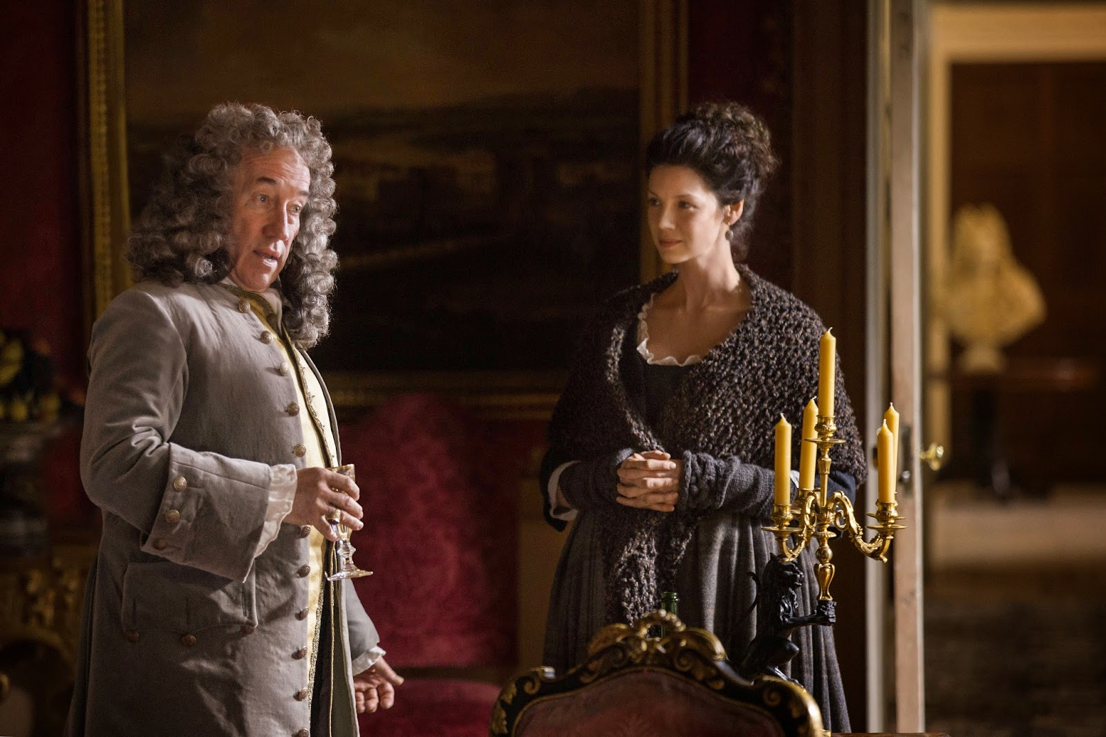 Outlander 1x10