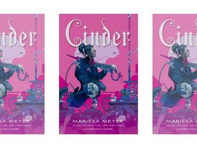 Reseña de 'Cinder', de Marissa Meyer