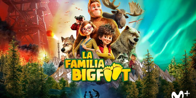 La familia Big Foot