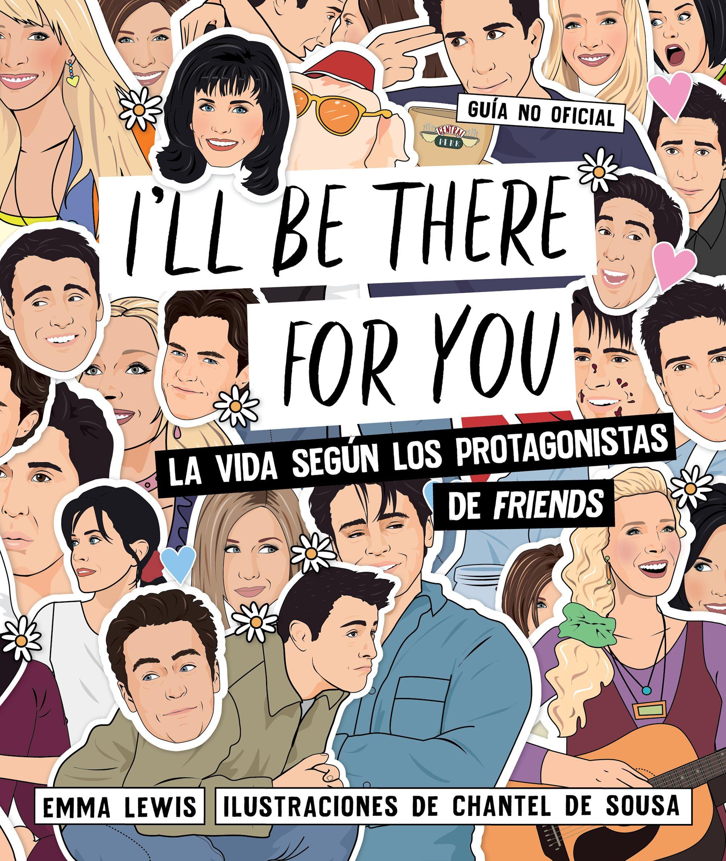 El libro perfecto para los fans de 'Friends'