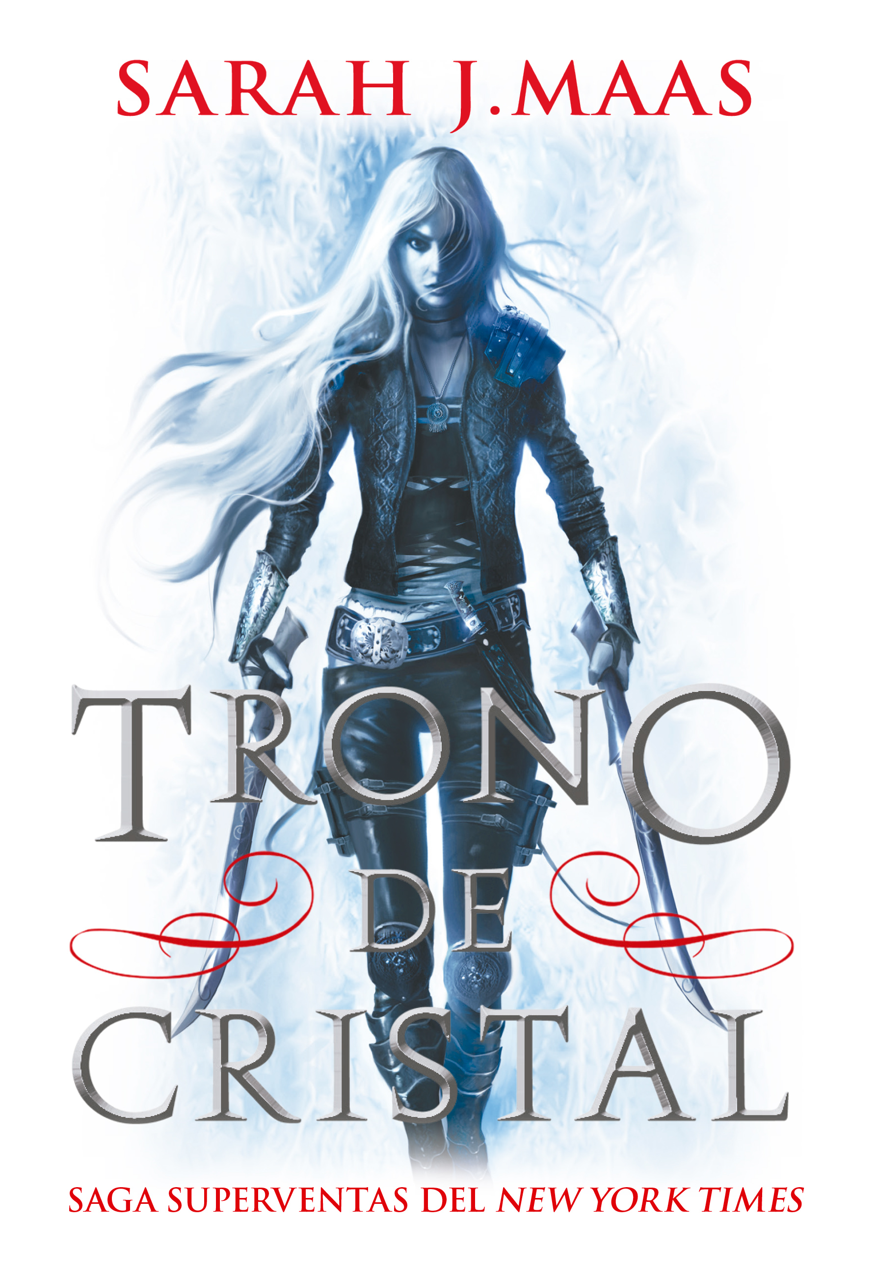 Trono de cristal, de Sarah J Maas