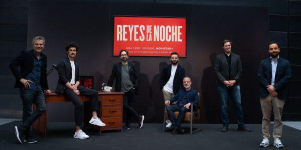 'Reyes de la noche'
