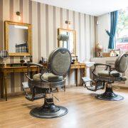 barbería londinense