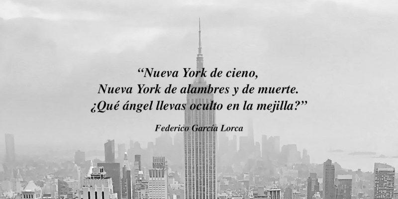 'Lorca en Nueva York'